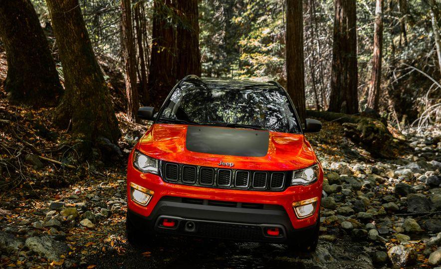 2017 Jeep Compass - Slide 45