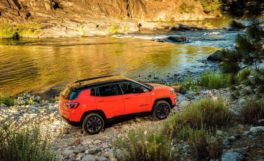 2017 Jeep Compass - Slide 64