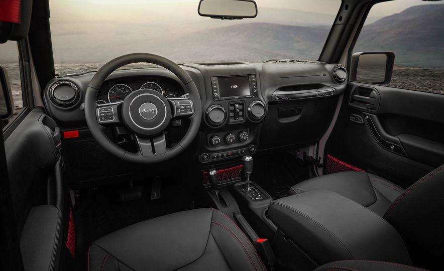 2017 Jeep Wrangler Rubicon Recon Edition - Slide 4