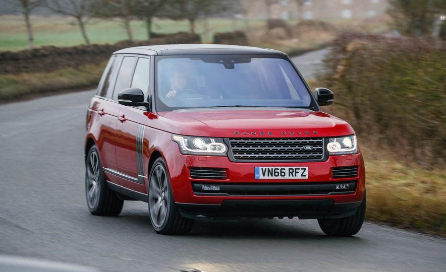 2017 Land Rover Range Rover SVAutobiography Dynamic - Slide 3