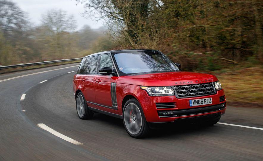 2017 Land Rover Range Rover SVAutobiography Dynamic - Slide 2