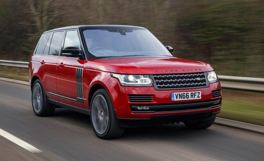 2017 Land Rover Range Rover SVAutobiography Dynamic - Slide 4
