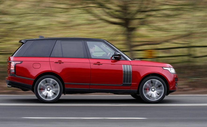 2017 Land Rover Range Rover SVAutobiography Dynamic - Slide 6