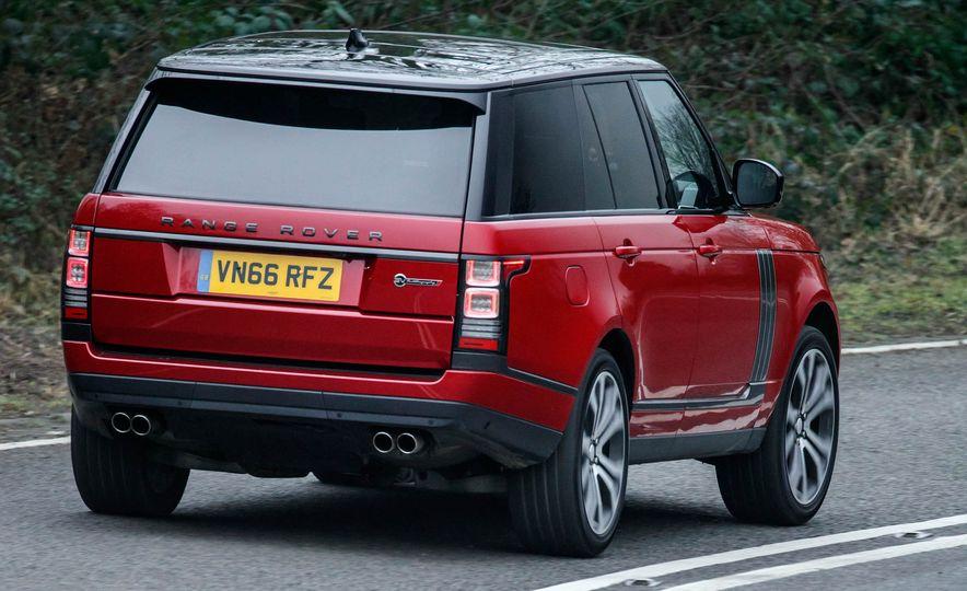 2017 Land Rover Range Rover SVAutobiography Dynamic - Slide 7