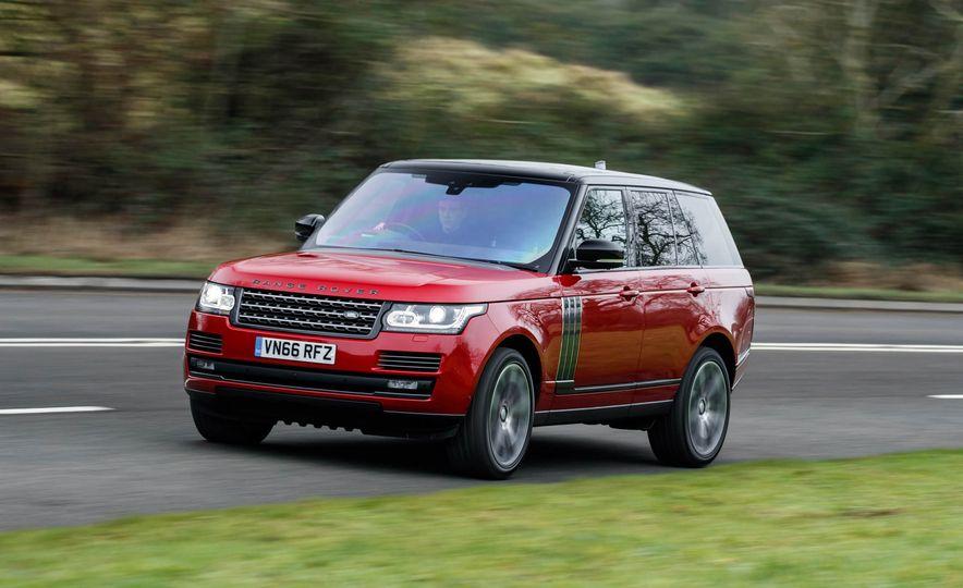2017 Land Rover Range Rover SVAutobiography Dynamic - Slide 8