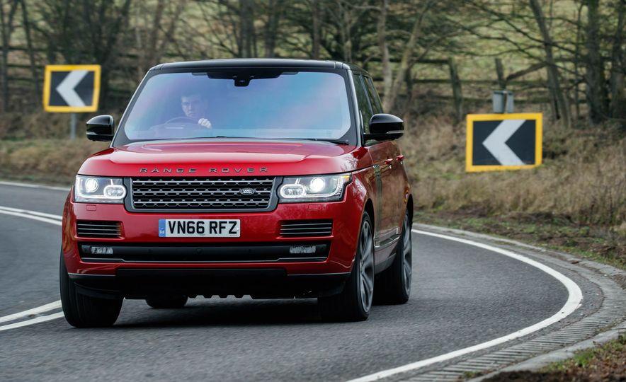 2017 Land Rover Range Rover SVAutobiography Dynamic - Slide 10