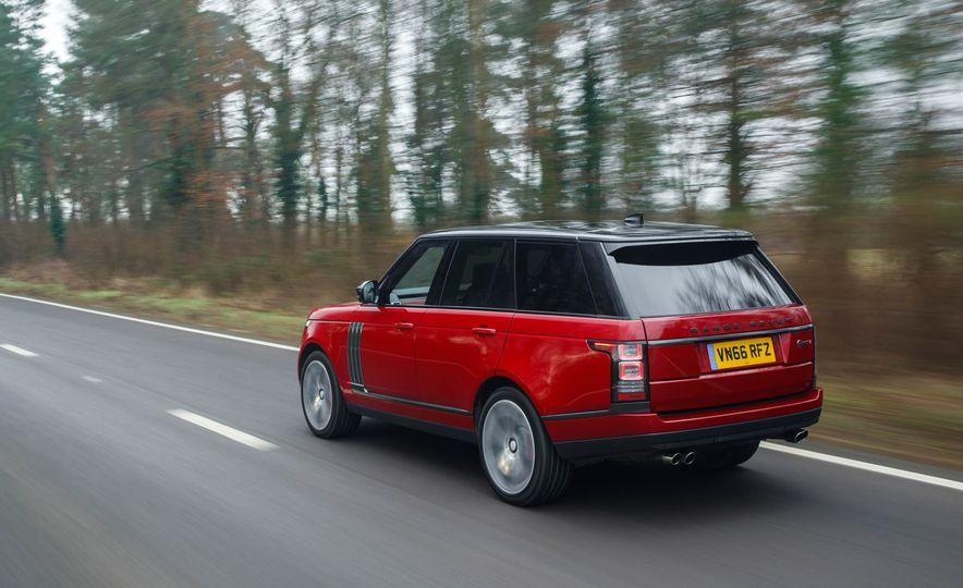 2017 Land Rover Range Rover SVAutobiography Dynamic - Slide 11