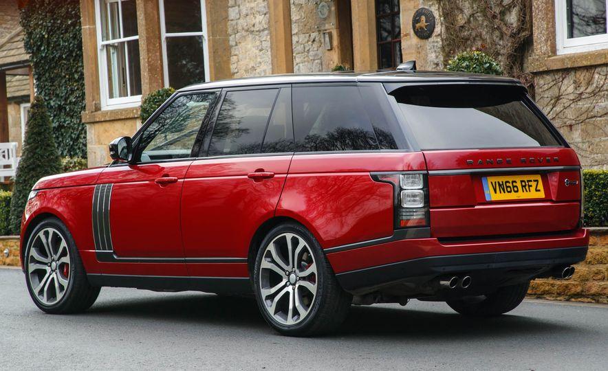 2017 Land Rover Range Rover SVAutobiography Dynamic - Slide 14