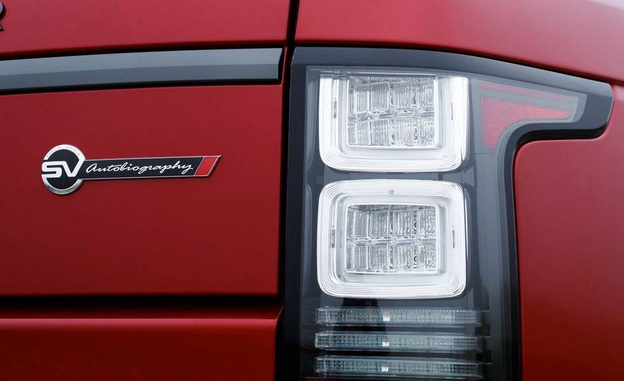 2017 Land Rover Range Rover SVAutobiography Dynamic - Slide 16