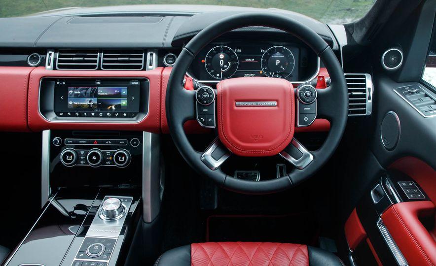 2017 Land Rover Range Rover SVAutobiography Dynamic - Slide 21