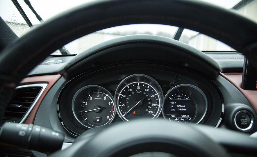2017 Mazda CX-9 – Overview - Slide 18