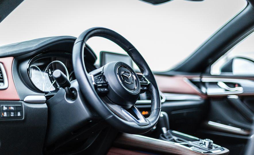 2017 Mazda CX-9 – Overview - Slide 10
