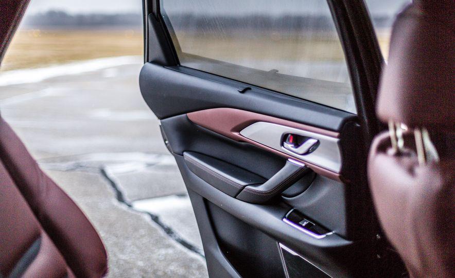 2017 Mazda CX-9 – Overview - Slide 29