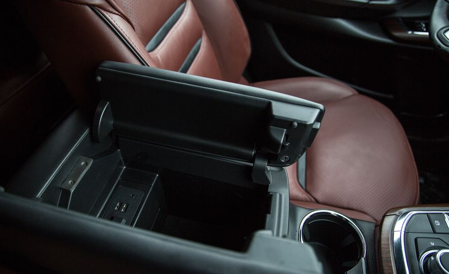 2017 Mazda CX-9 – Overview - Slide 43