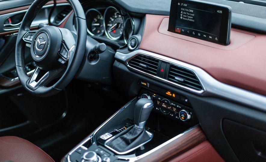 2017 Mazda CX-9 – Overview - Slide 34