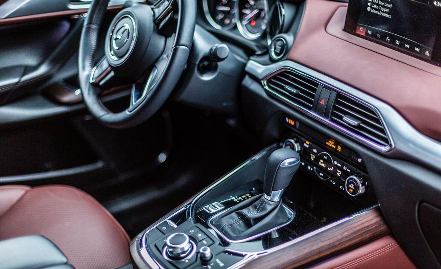 2017 Mazda CX-9 – Overview - Slide 35