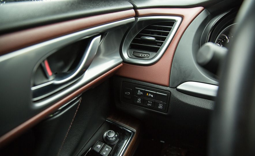 2017 Mazda CX-9 – Overview - Slide 55