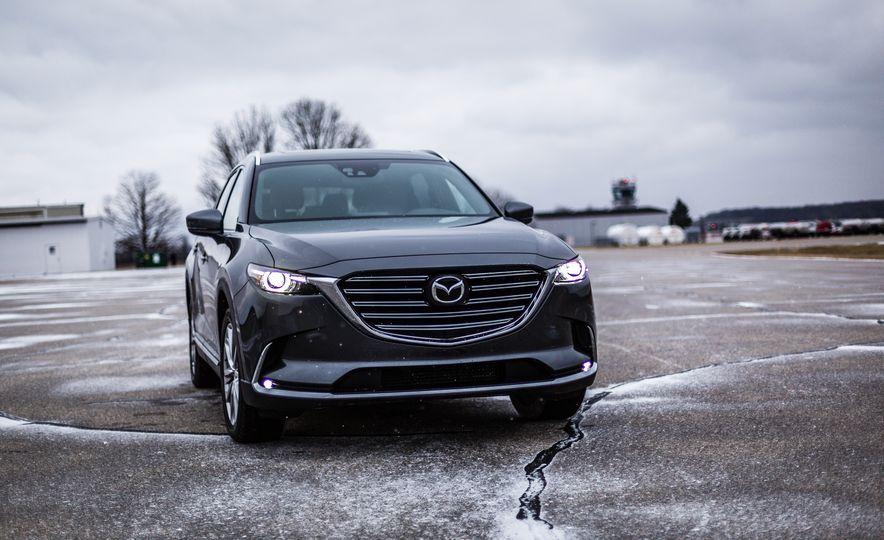 2017 Mazda CX-9 – Overview - Slide 45