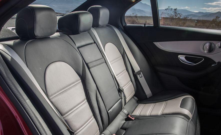 2017 Cadillac ATS-V, 2017 Alfa Romeo Giulia Quadrifoglio, 2017 BMW M3, 2017 Mercedes-AMG C63 S - Slide 39