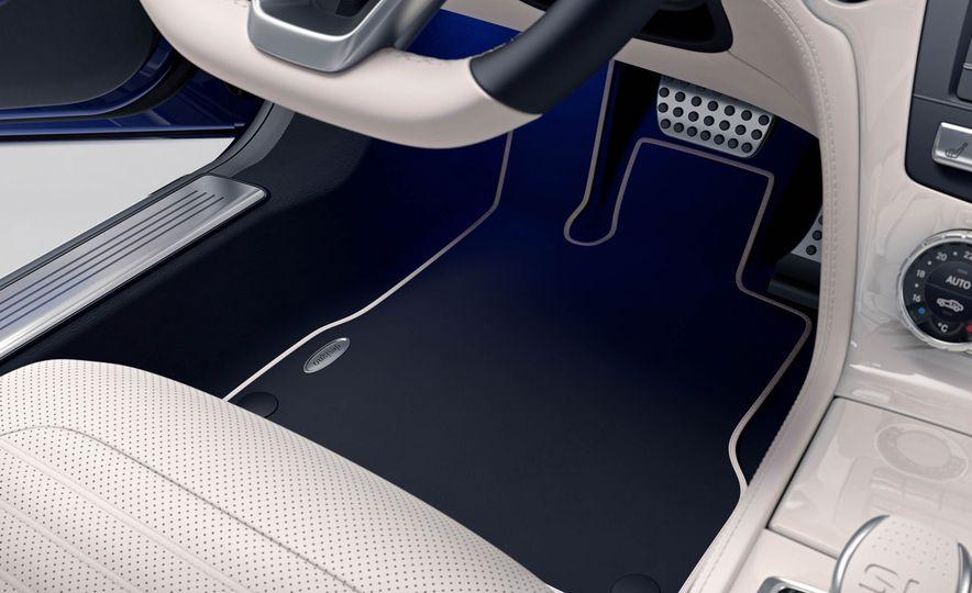 2017 Mercedes-Benz SL Roadster Designo Edition - Slide 12