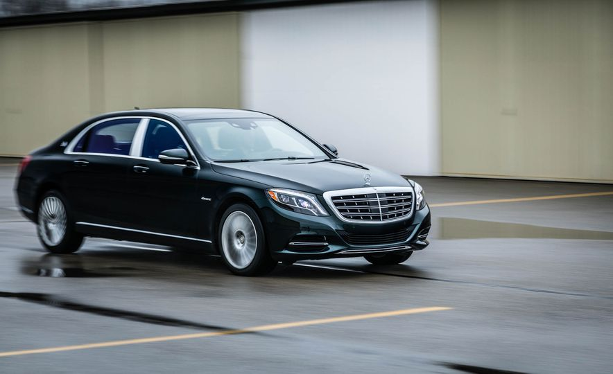 2017 Mercedes-Maybach S550 4MATIC - Slide 2