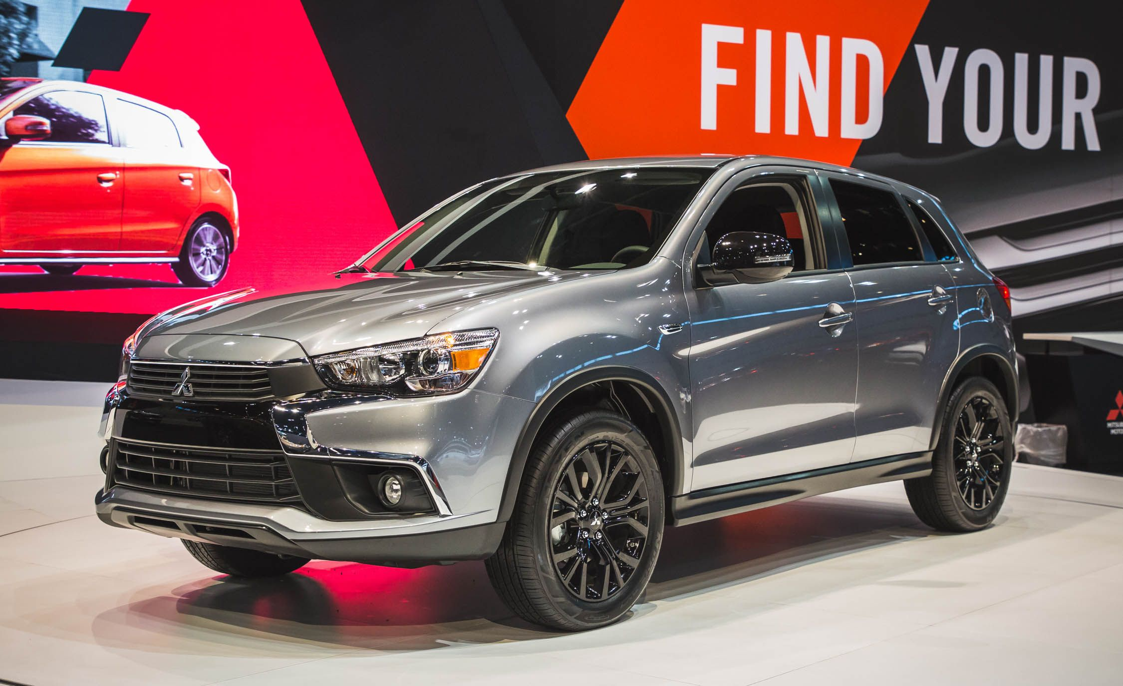 though it may not be saying much the mitsubishi outlander and its smaller variant the outlander sport are mitsubishis top selling vehicles