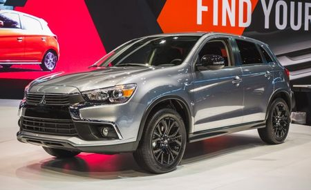 New Mitsubishi Outlander Sport Limited Edition Isn't Actually Limited