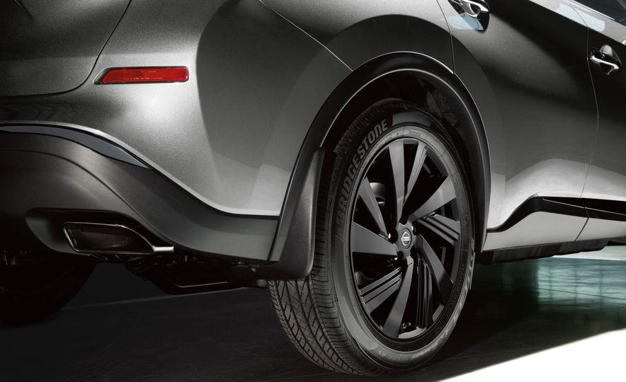 2017 Nissan Rogue Midnight Edition - Slide 18