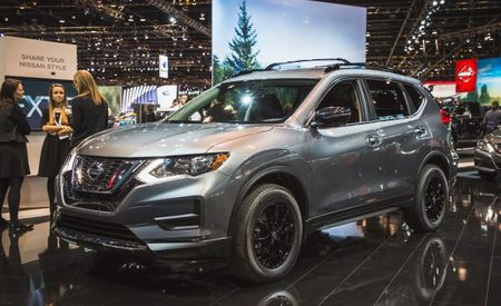 Midnight Special: Nissan Adds Midnight Edition Rogue, Murano, and Pathfinder
