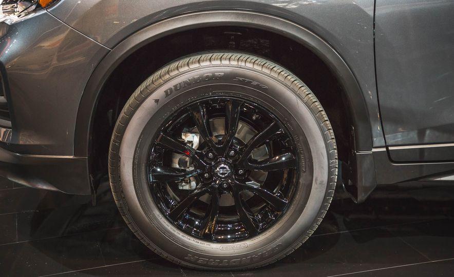 2017 Nissan Rogue Midnight Edition - Slide 13