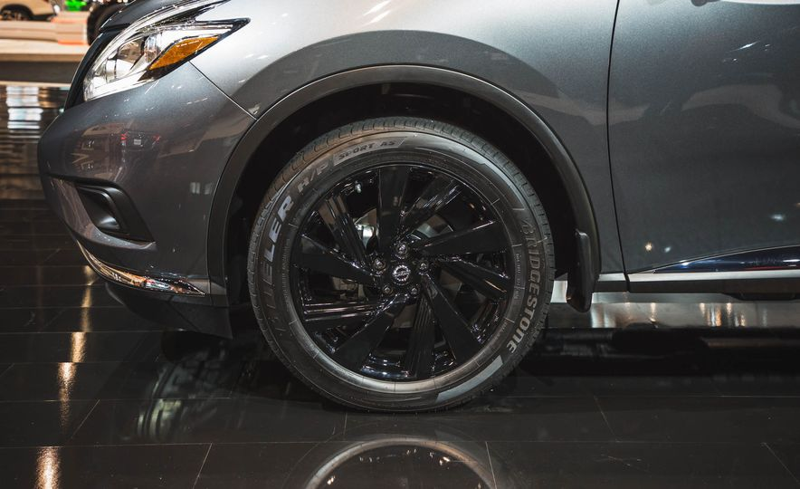 2017 Nissan Rogue Midnight Edition - Slide 7