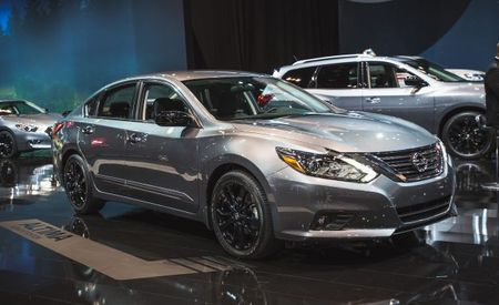 'Round Midnight: Nissan Brings Midnight Edition Package to Sentra and Altima