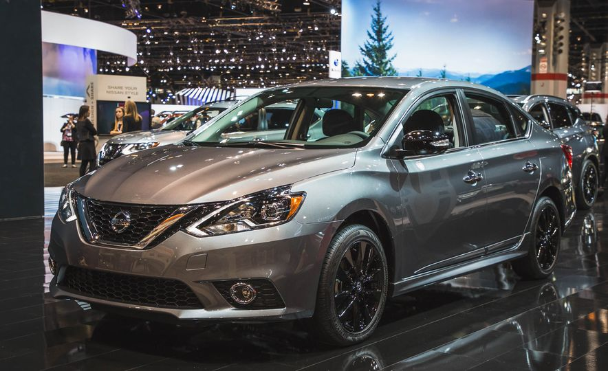 2017 Nissan Sentra Midnight Edition - Slide 1