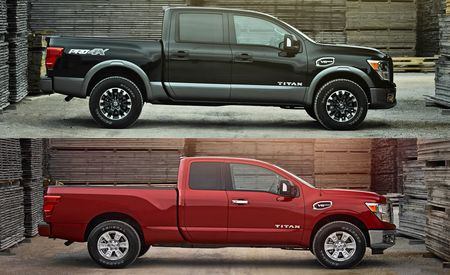 It's Good to Be King: Extended-Cab Body Style Added to Nissan Titan