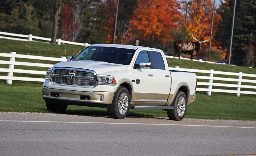 2017 Ram 1500 – Overview - Slide 1