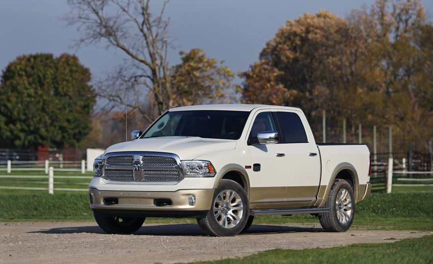 2017 Ram 1500 – Overview - Slide 51