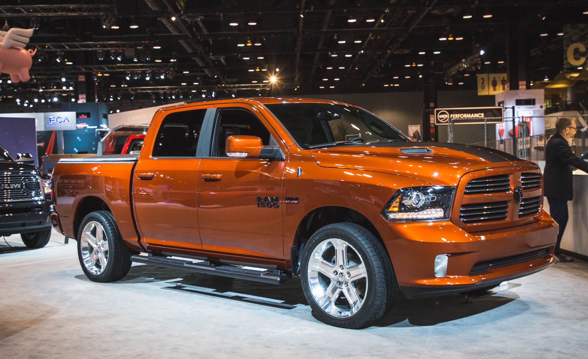 Ram Debuts 1500 Copper Sport Special Edition News  Car and