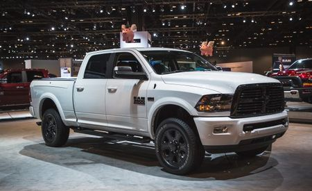 The Night's Watch: Ram Dresses Its Heavy-Duty Pickups in Black
