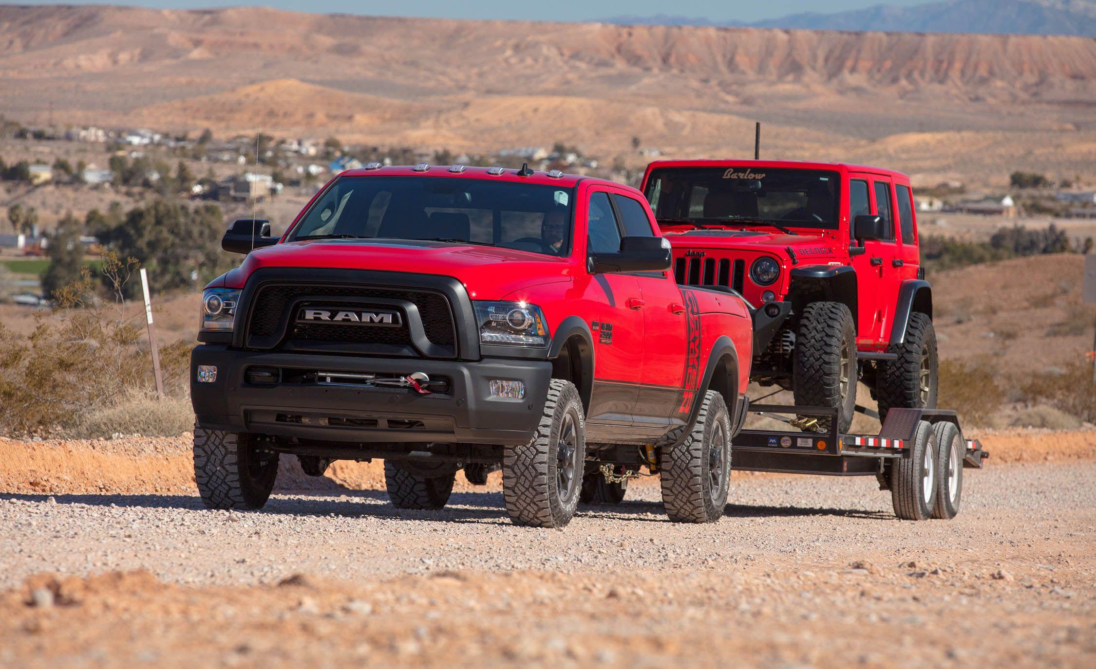 Ram Power Wagon Reviews