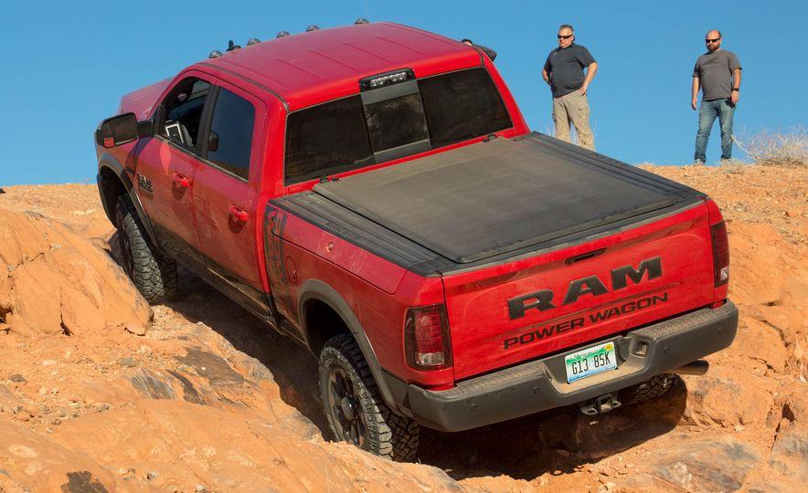 2017 Ram Power Wagon - Slide 46