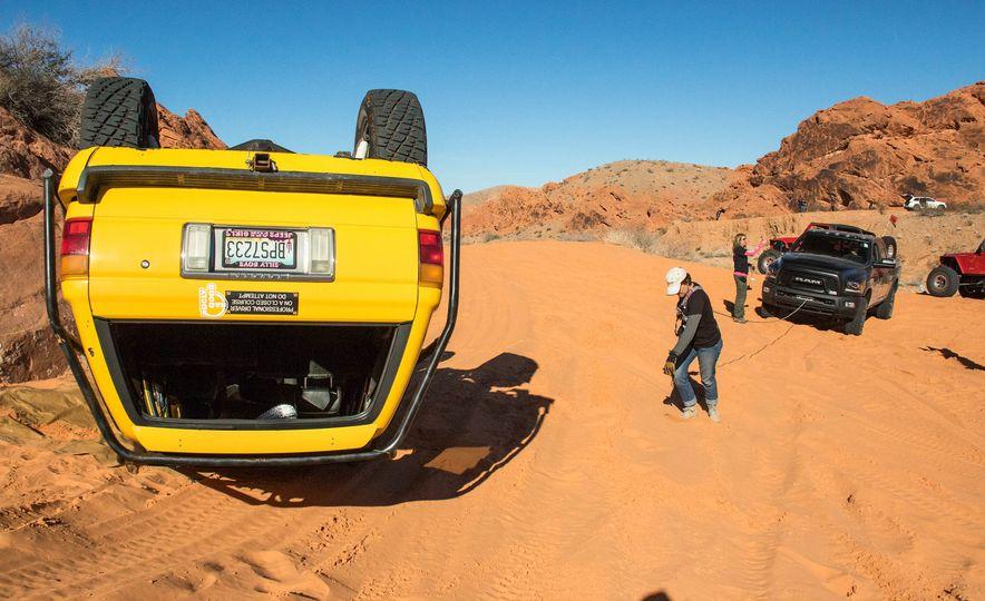 2017 Ram Power Wagon - Slide 56