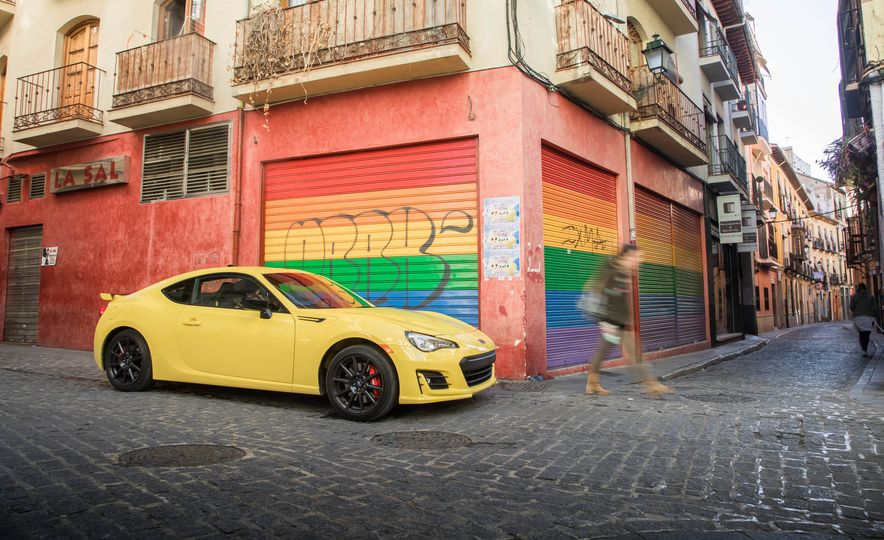 2017 Subaru BRZ with Performance Package - Slide 2