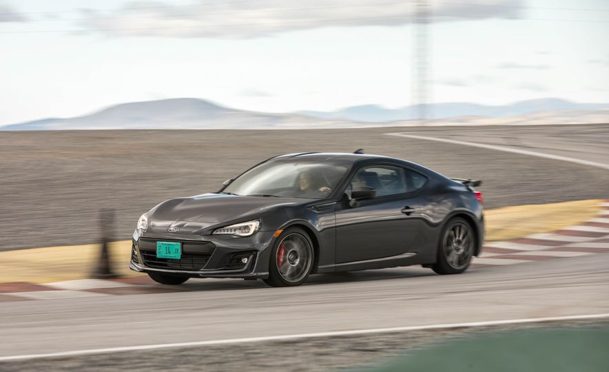 2017 Subaru BRZ with Performance Package - Slide 15
