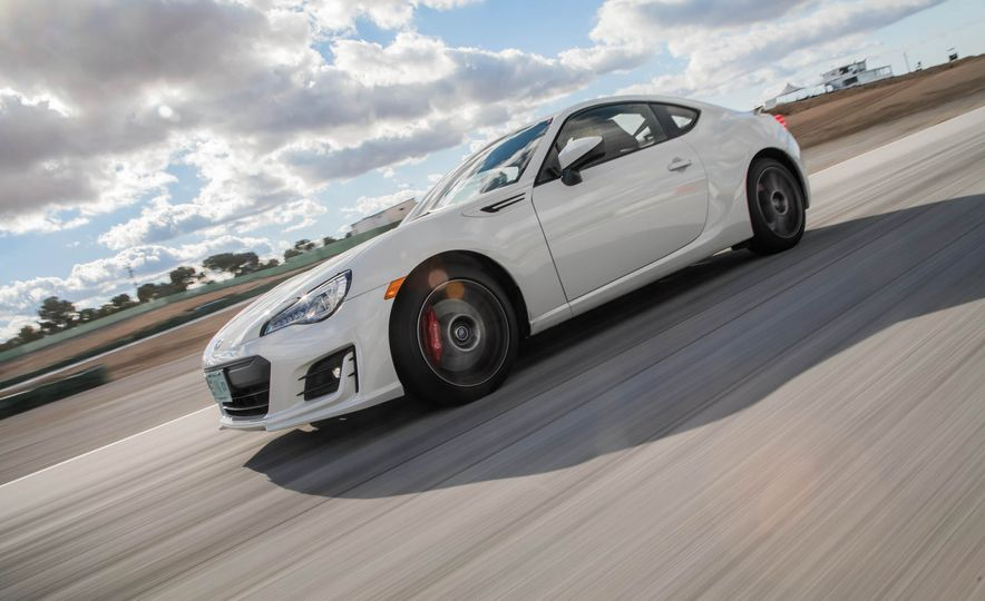 2017 Subaru BRZ with Performance Package - Slide 17