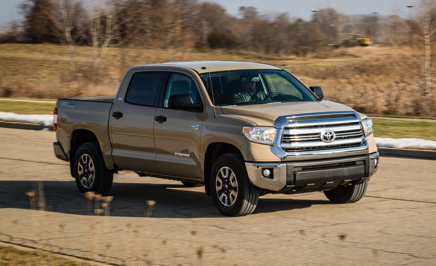 2017 Toyota Tundra – Overview - Slide 6