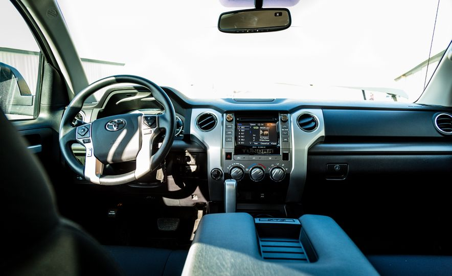 2017 Toyota Tundra – Overview - Slide 8