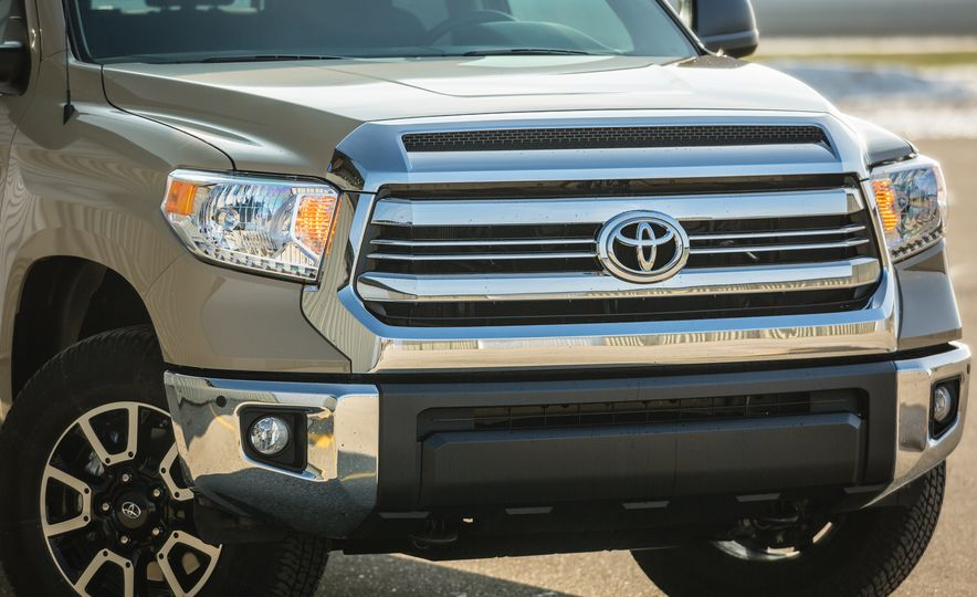 2017 Toyota Tundra – Overview - Slide 30
