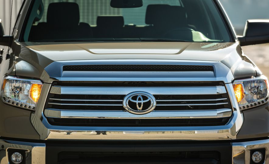 2017 Toyota Tundra – Overview - Slide 31