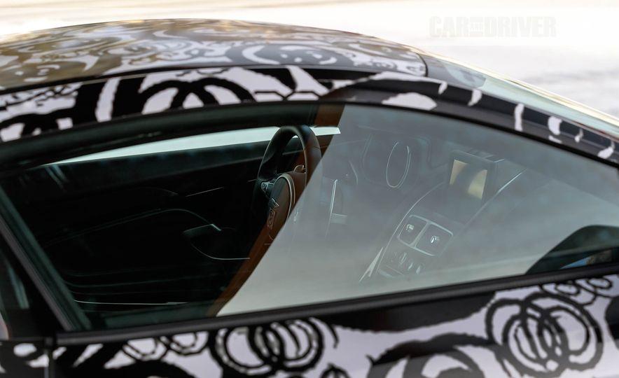 2018 Aston Martin Vantage (spy photo) - Slide 11