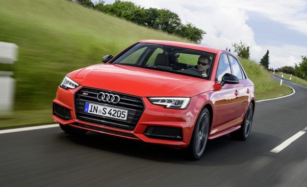 354-HP 2018 Audi S4 Arrives This Spring; Pricing Released